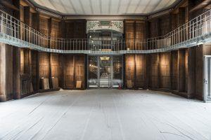 Rotonde des Arts du spectacle (ancienne rotonde Van Praet) © Jean-Christophe Ballot / Oppic / BnF